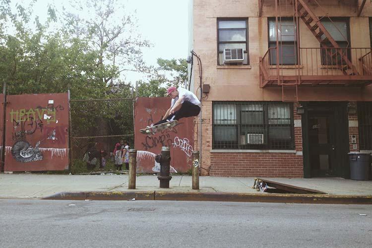 Lurk skateboard New York