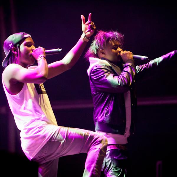 Danny Brown x A$AP Rocky