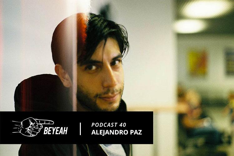 alejandro paz podcast