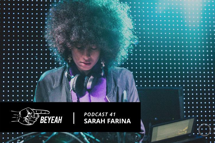sarah farina podcast