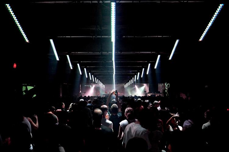 club électro lyon