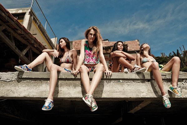 Adidas x The Farm Company 2014