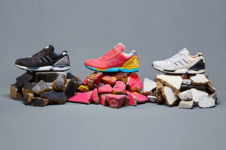 Adidas Fall of the Wall Pack 2014
