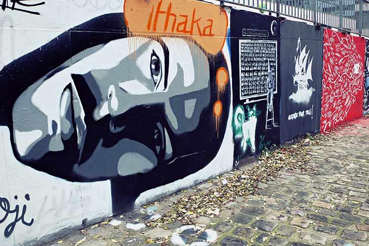 street art paris bercy