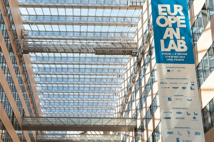 Nuits Sonores 2015 European Lab