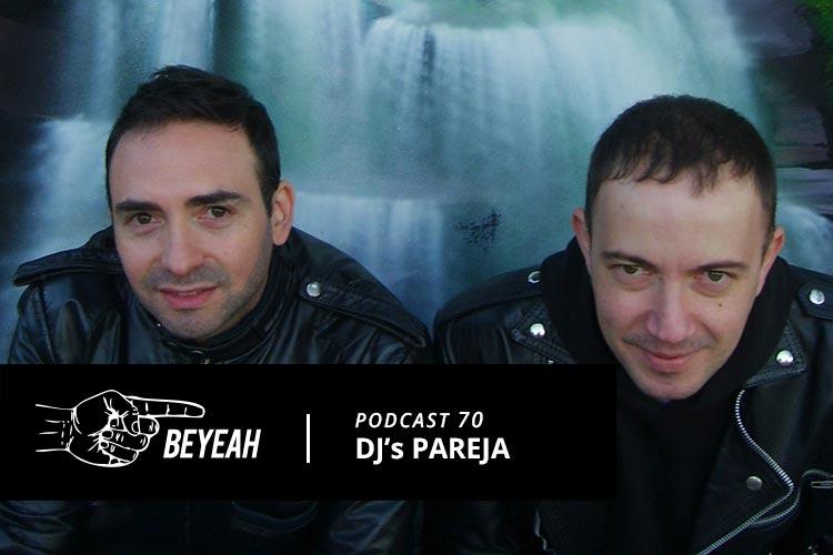 dj's Pareja Comeme label