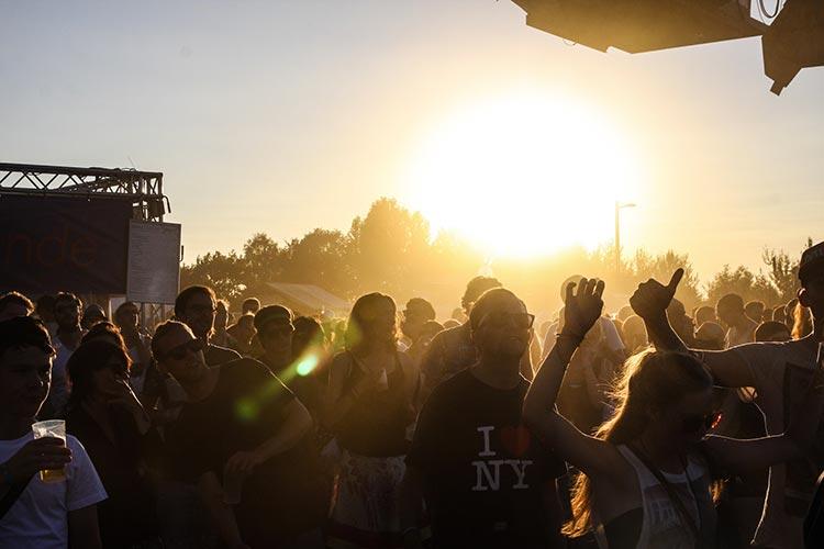 melt festival playlist