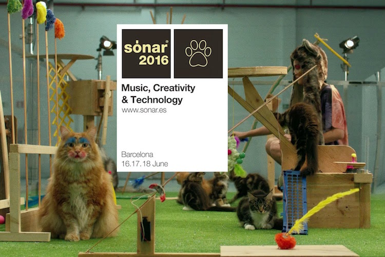 Sonar 2016 Festival