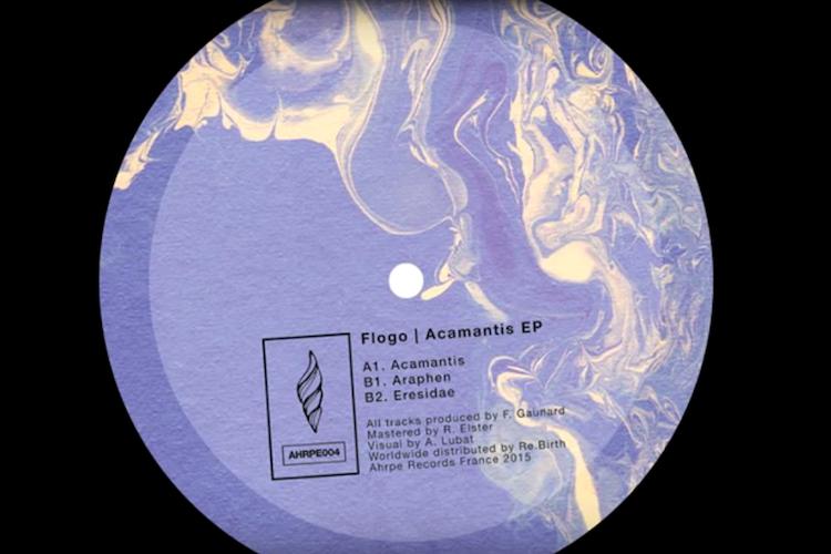 Flogo Ahrpe Records
