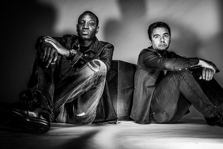 Abd Al Malik & Laurent Garnier
