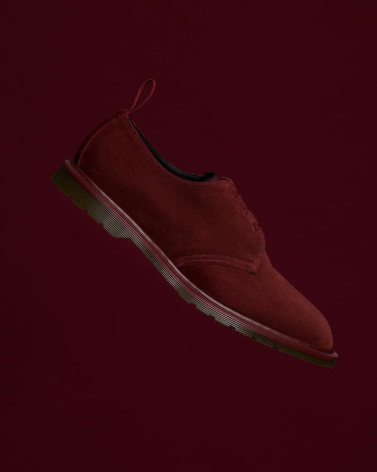 7dce4728d5b Dr Martens x Norse Project  le punk renaît dans une chaussure