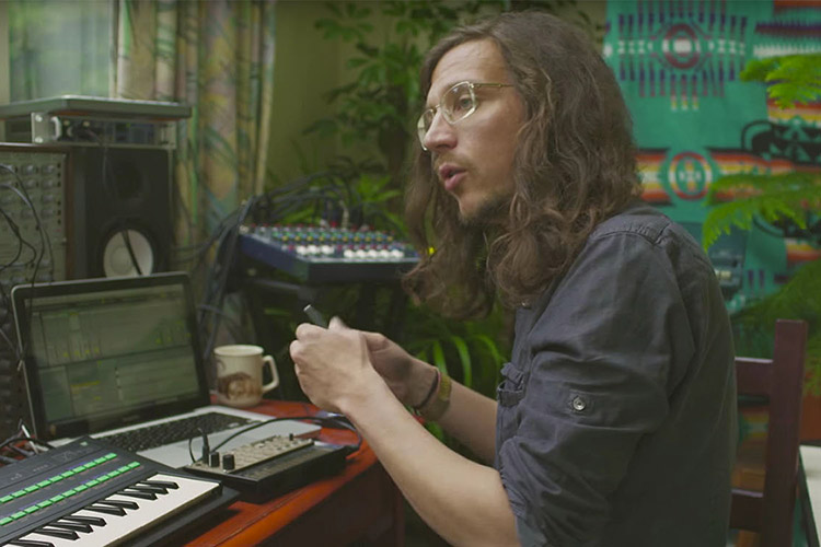 legowelt just a clown on crack