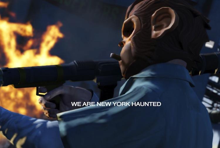 New York Haunted