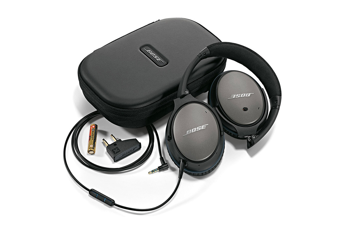 Bose QuietComfort25 casque audio