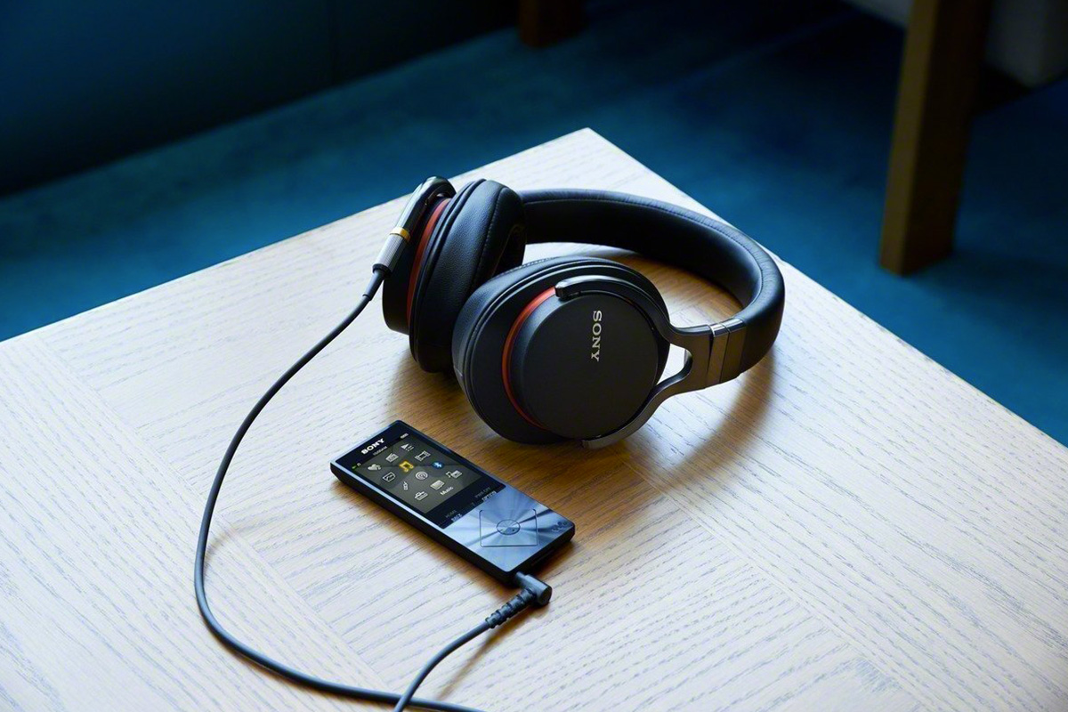 Sony MDR1A test