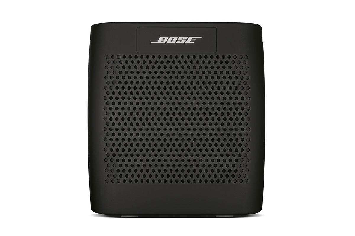Bose SoundLink Colour test