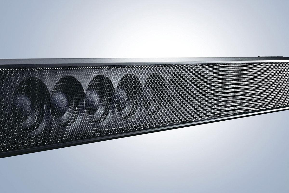 Yamaha - YSP 2500 BL avis