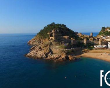 Fort festiva Tossa de Mar