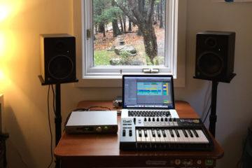 four tet studio