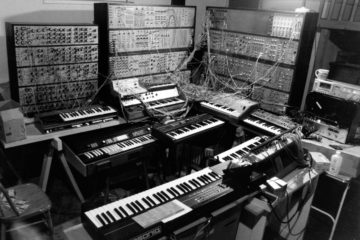 synth studio
