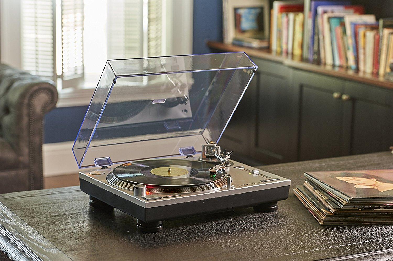 Audio-Technica LP-120-USB test