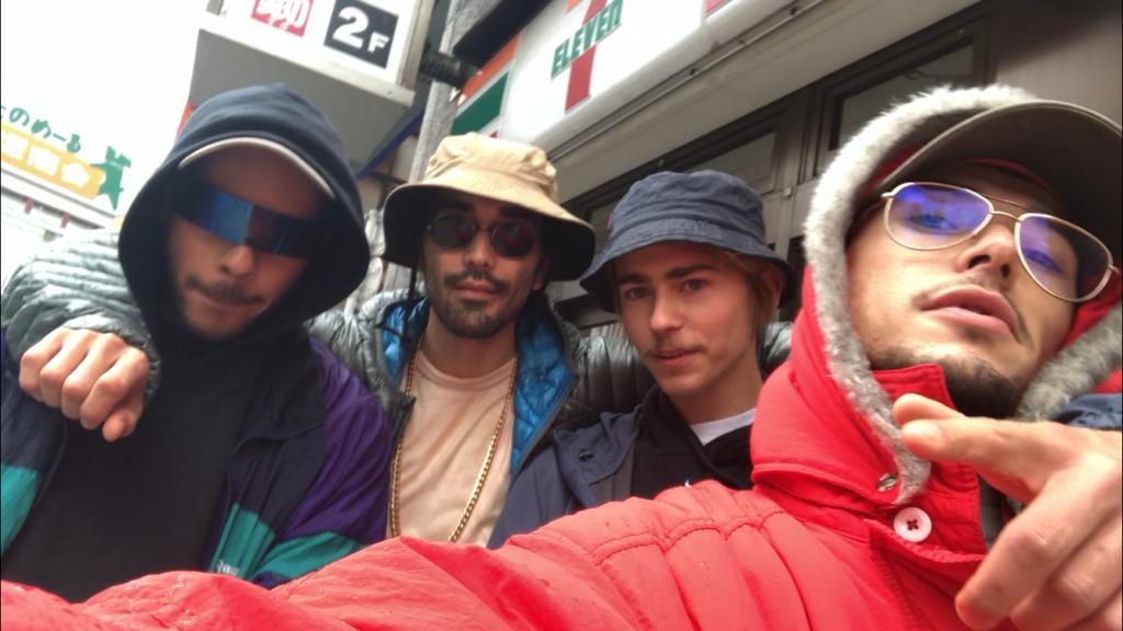 Fada Records - Beyeah - Japon