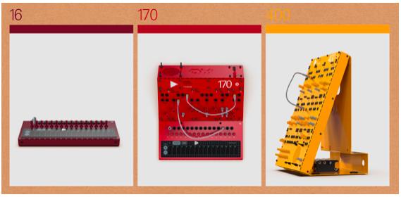 Teenage Engineering PO-Modular